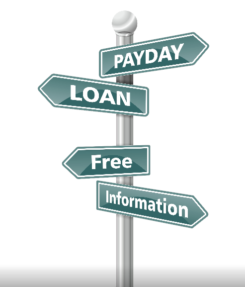 Sign Featuring Uses for Payday Loans