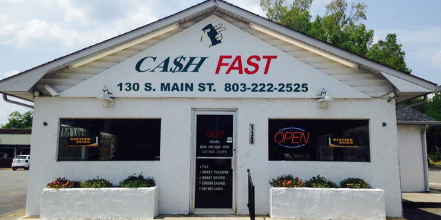 clover nc cash fast